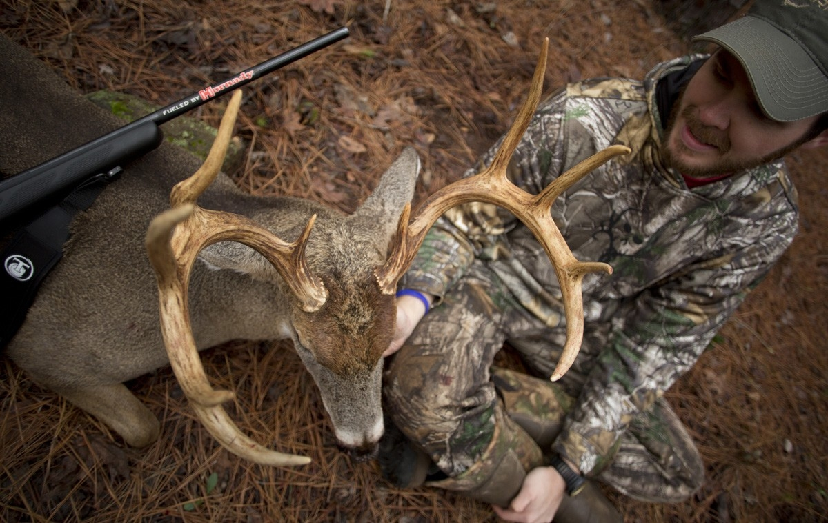 Georgia's 2019-2020 Quota Deer Hunts (With Drawing Odds  Georgia Deer Hunting Season 2020