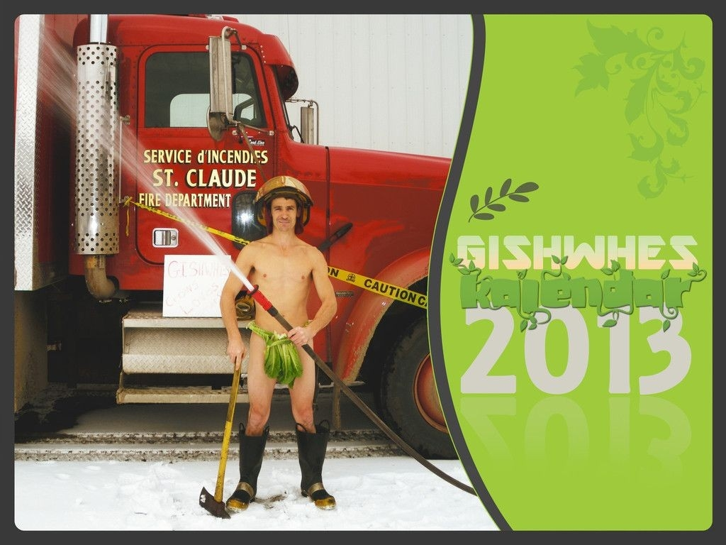 Heather Marie - Gishwhes Kalendar What To Do With A Calendar  Firefighter Calendar 2020 Printable