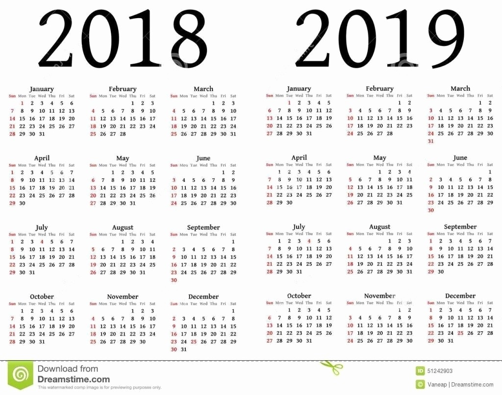 Julian Date Calendar For Year 2019 • Quarterly Calendar Template  Julian Date For August 24