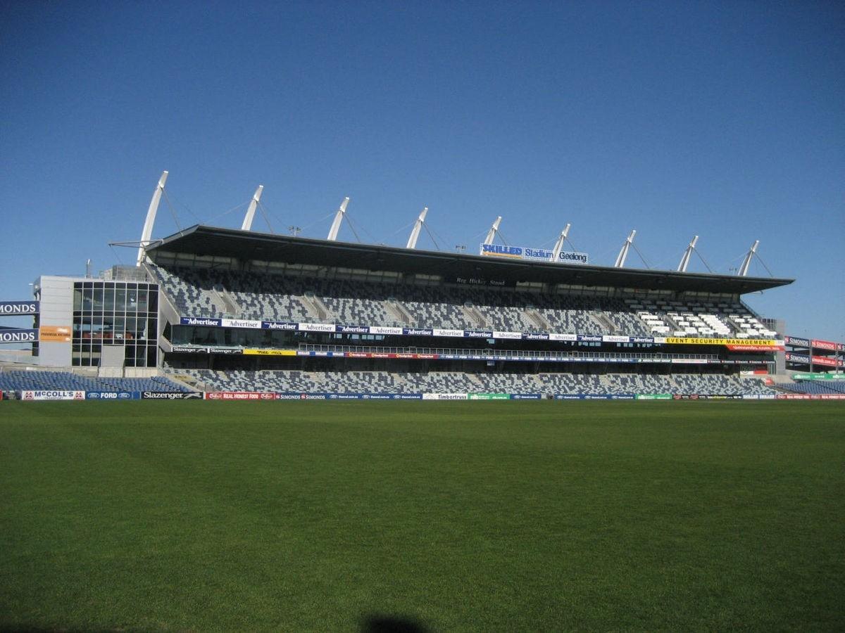 Kardinia Park (Stadium) - Wikipedia  Gmhba Calender Or Financial Year