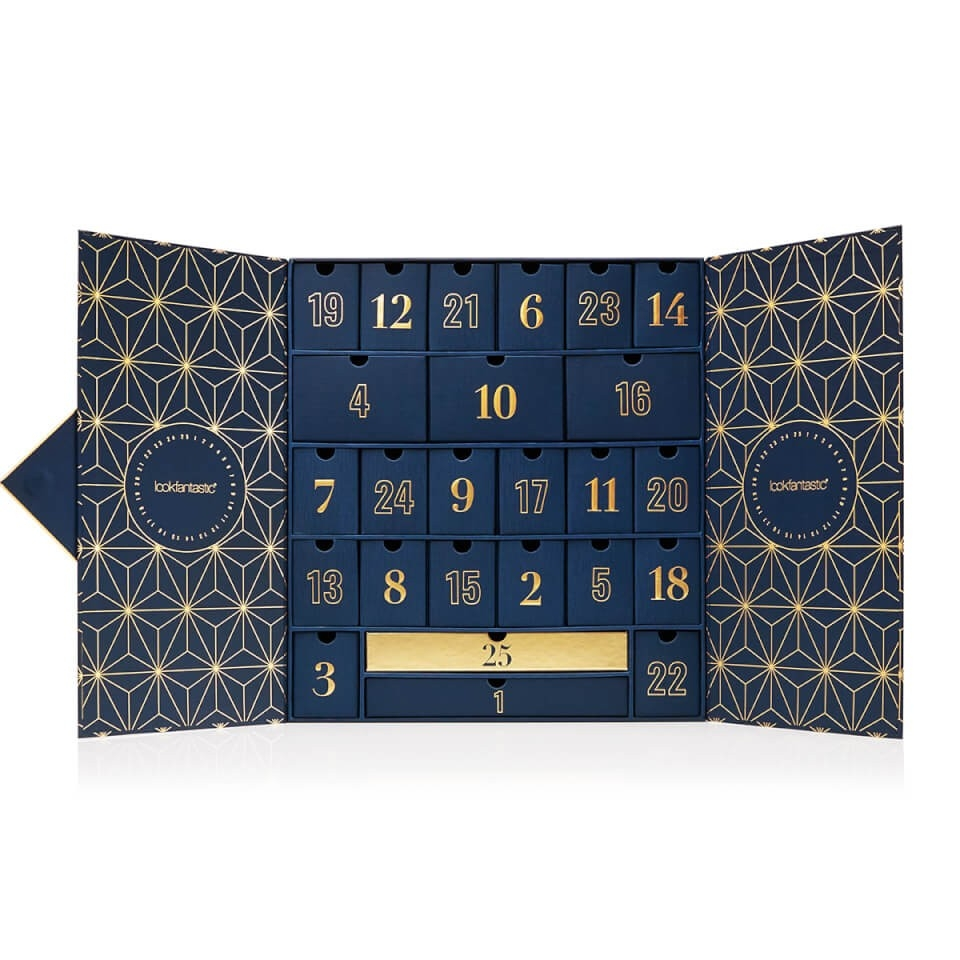 Lookfantastic Advent Calendar 2019 (Worth Over £420)  Elemis Advent Calendar 2020