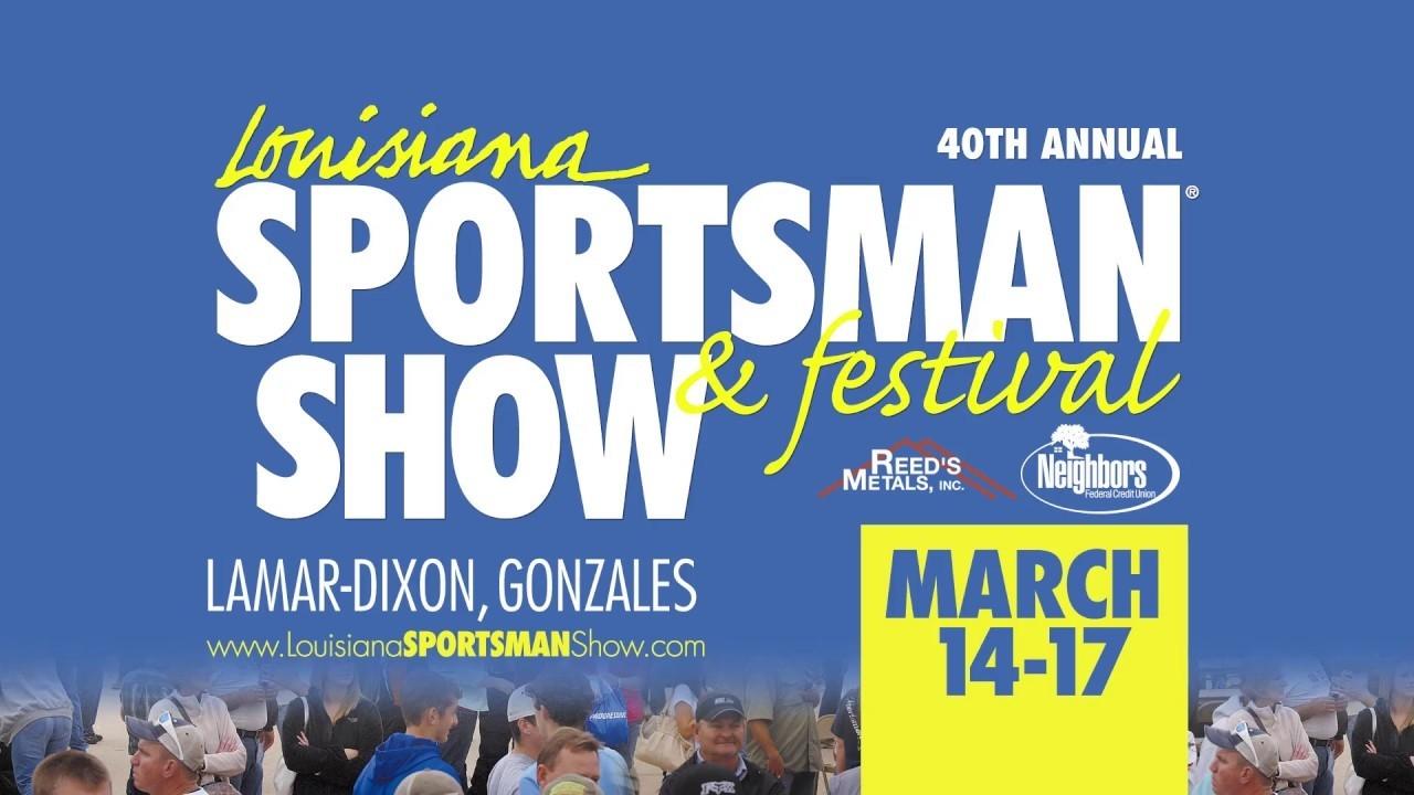 Louisiana Sportsman Show And Festival – Louisiana Sportsman  Louisiana Hunter Tax Free Weekend 2020