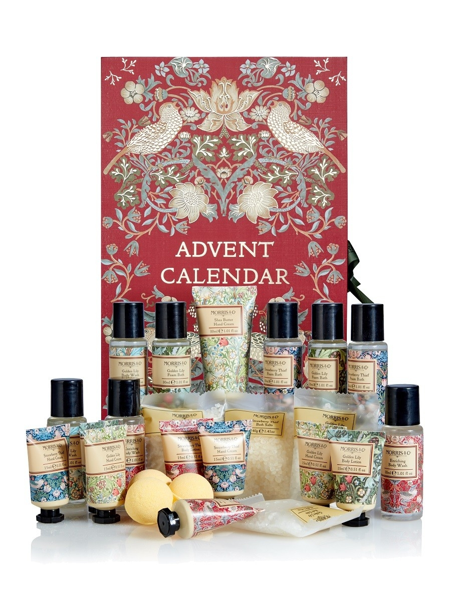Morris & Co. Pamper Advent Calendar  Elemis Advent Calander 2020