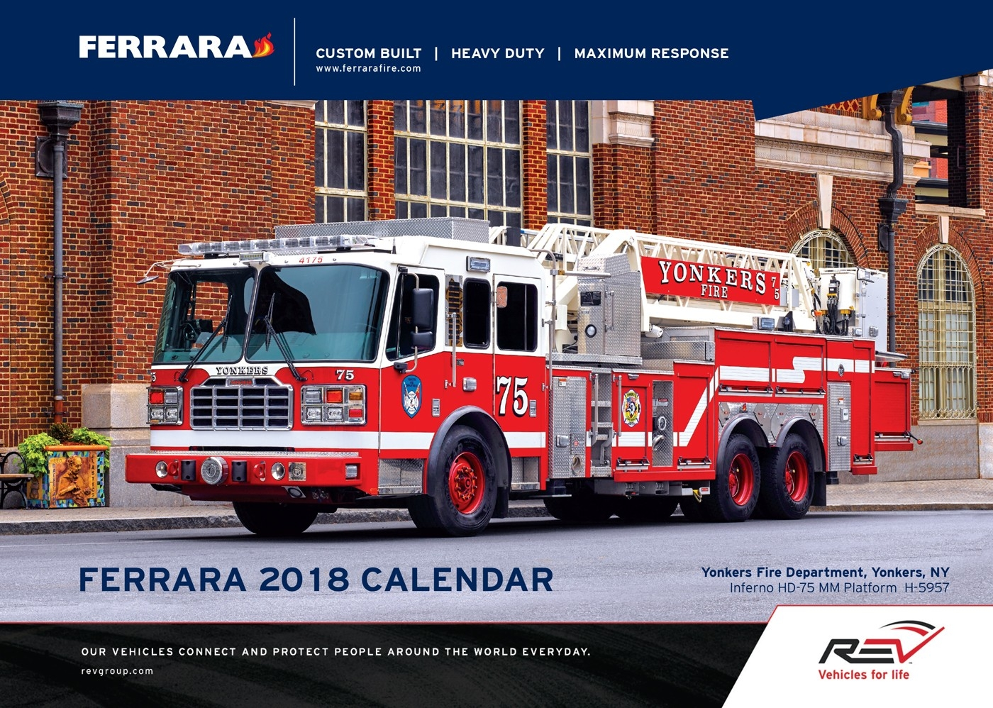 News - Ferrara Fire Apparatus  Nyfd Fire Shift Schedule