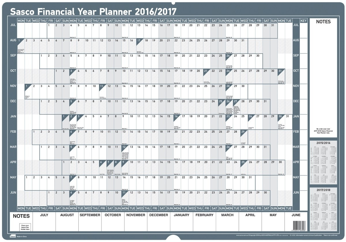Pacific Direct Wholesalers  Australia Financial Year