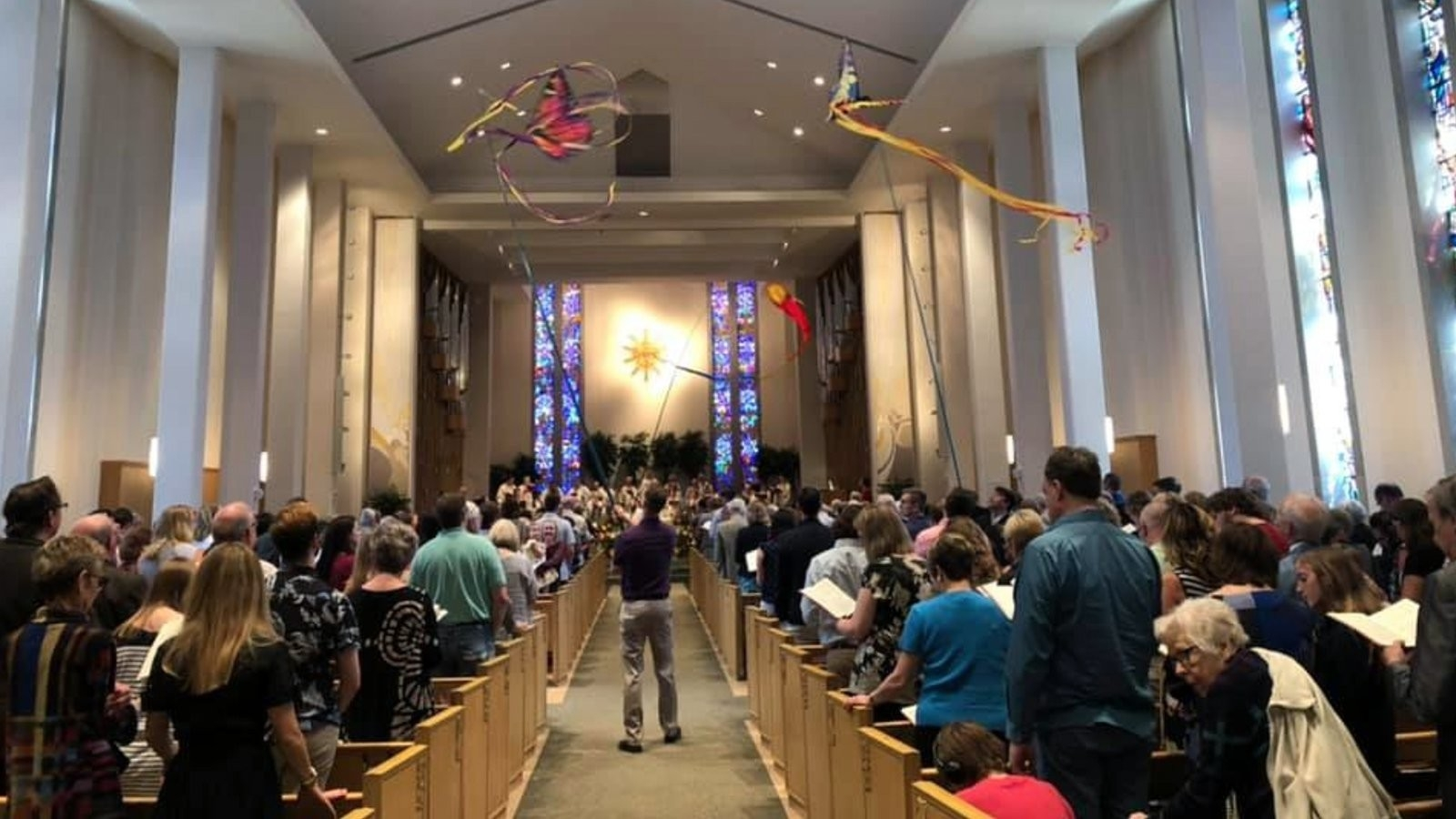 Protesting Methodist Lgbtq Policy, Confirmation Class Takes  Methodist Lectionary For September 2020