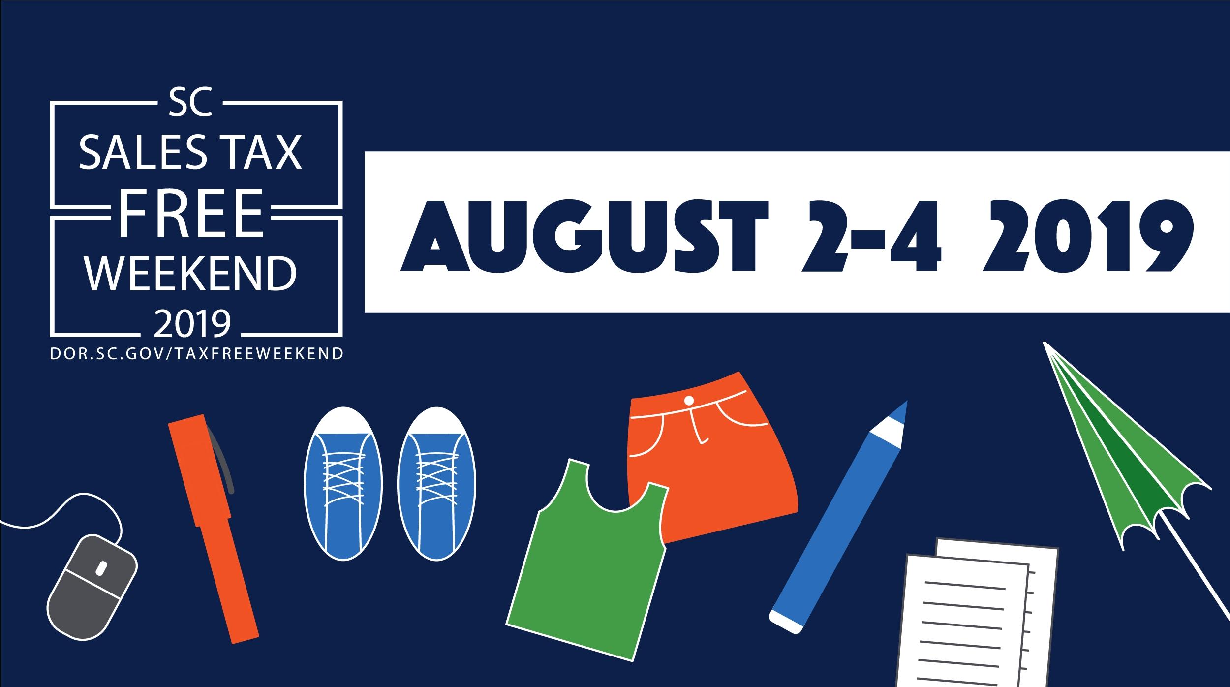 Sales Tax Free Weekend  2020 Louisiana Tax Free Weekend