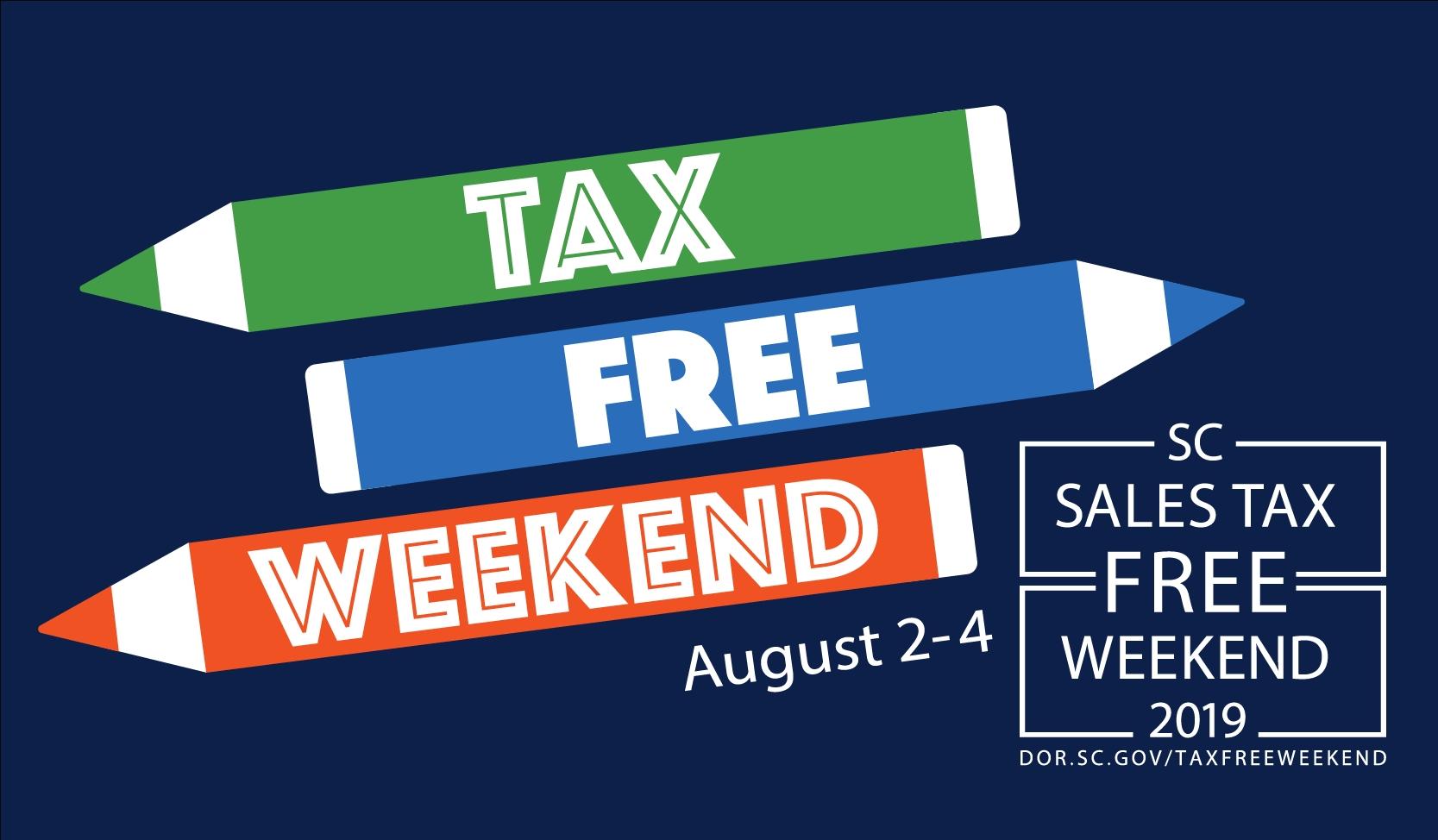 Sales Tax Free Weekend  2020 Tax Free Weekend Louisiana
