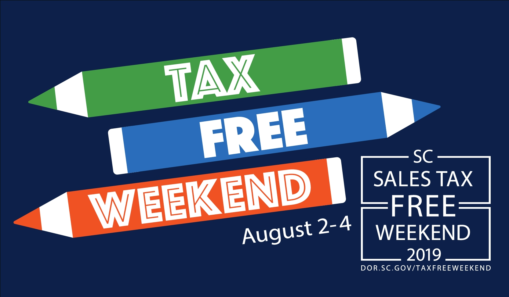 Sales Tax Free Weekend  La Tax Free Weekend 2020