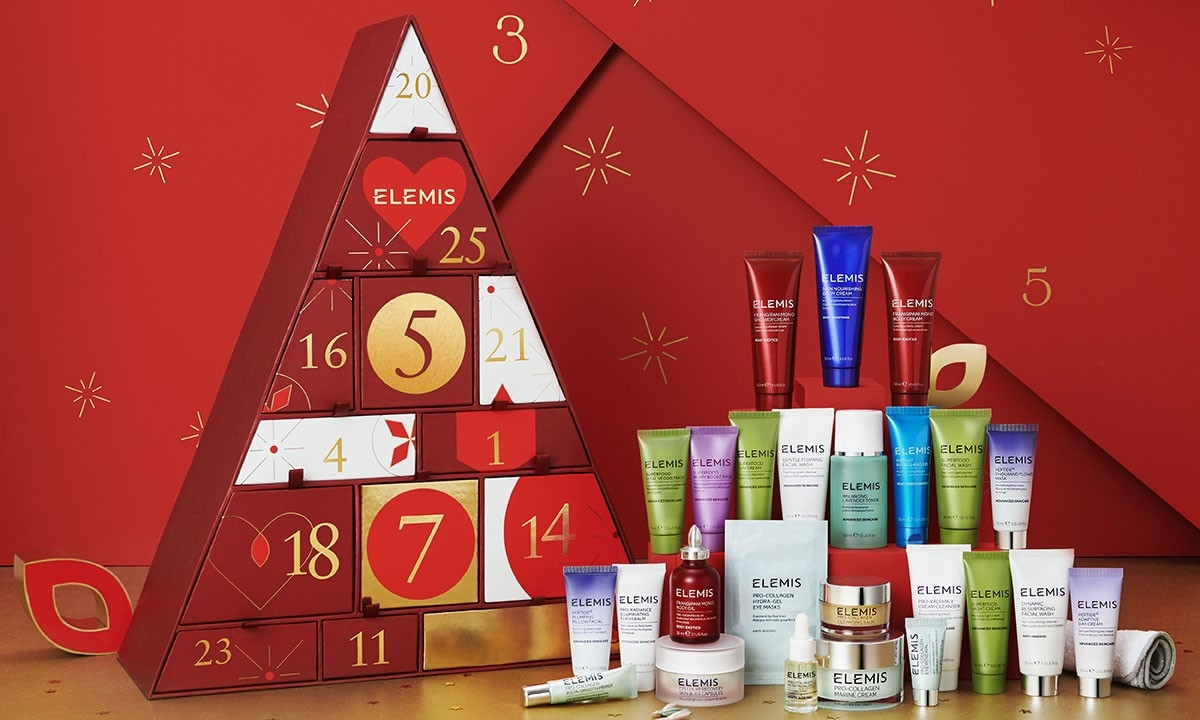 Stop Everything! Elemis' Limited Edition Advent Calendar Has  Elemis Advent Calendar