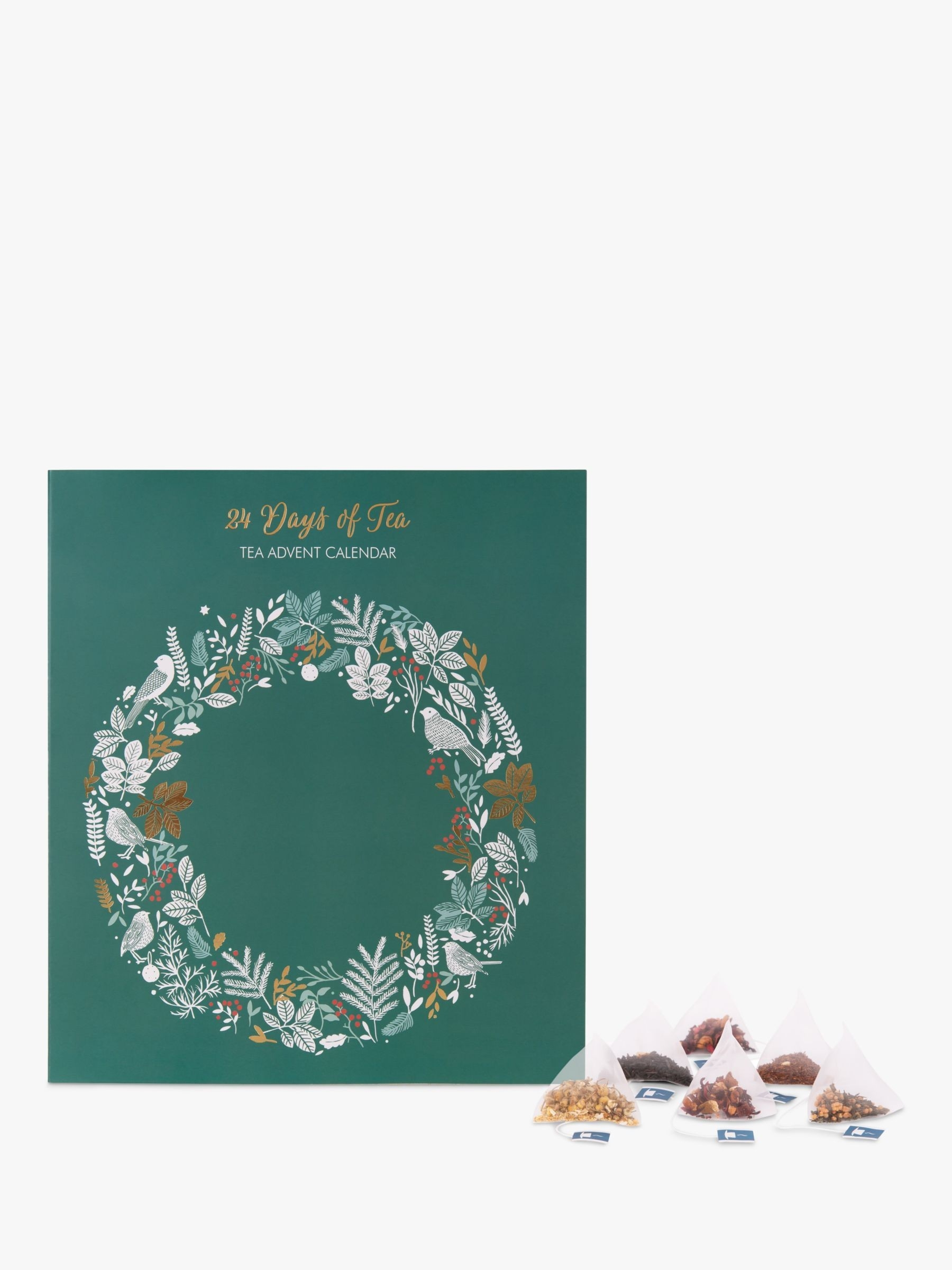 Tea Advent Calendar  John Lewis Advent Calendar 2020