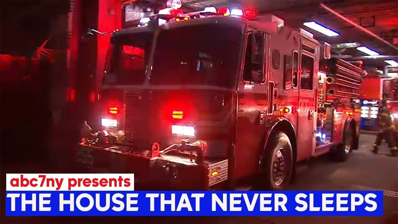 The House That Never Sleeps: 24 Hours With The Fdny  Nyfd Fire Shift Schedule