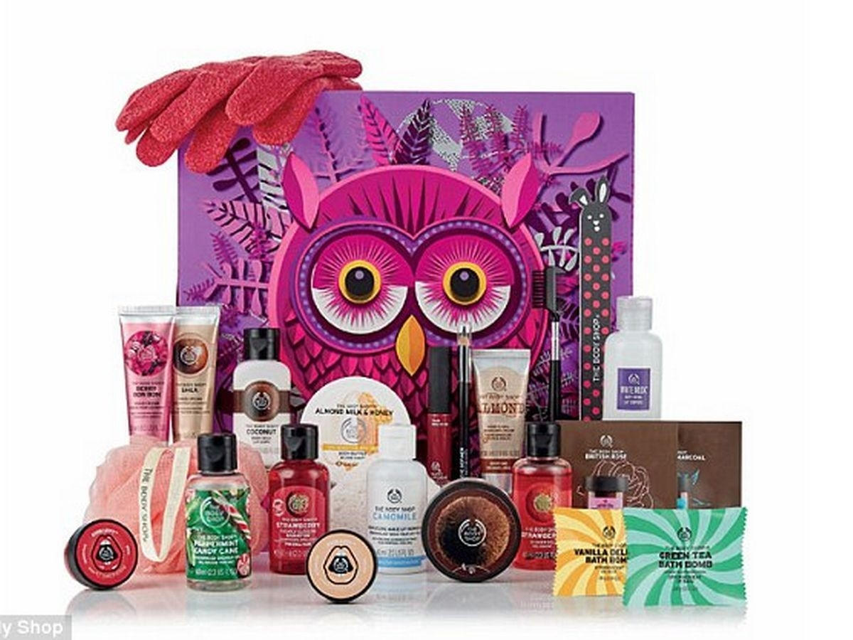 This Body Shop Beauty Advent Calendar Worth £85 Goes On Sale  John Lewis Advent Calendar 2020