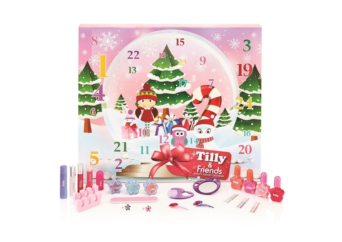 Tilly And Friends Children's Beauty Advent Calendar  Elemis Advent Calander 2020
