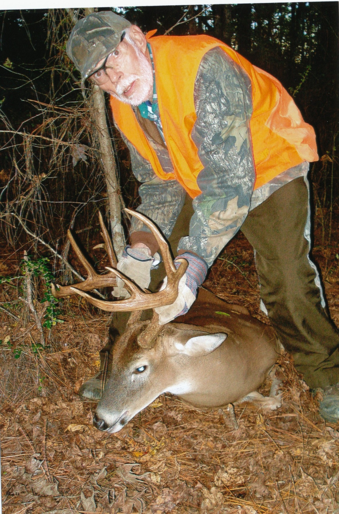 Truck Buck  2020 Hunting Season Rut Georgia