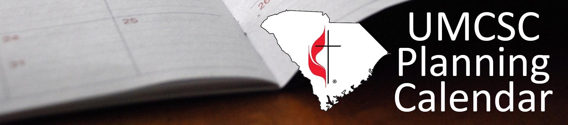 Umcsc Planning Calendar - The South Carolina United  Umc Lectionary Calendar 2020