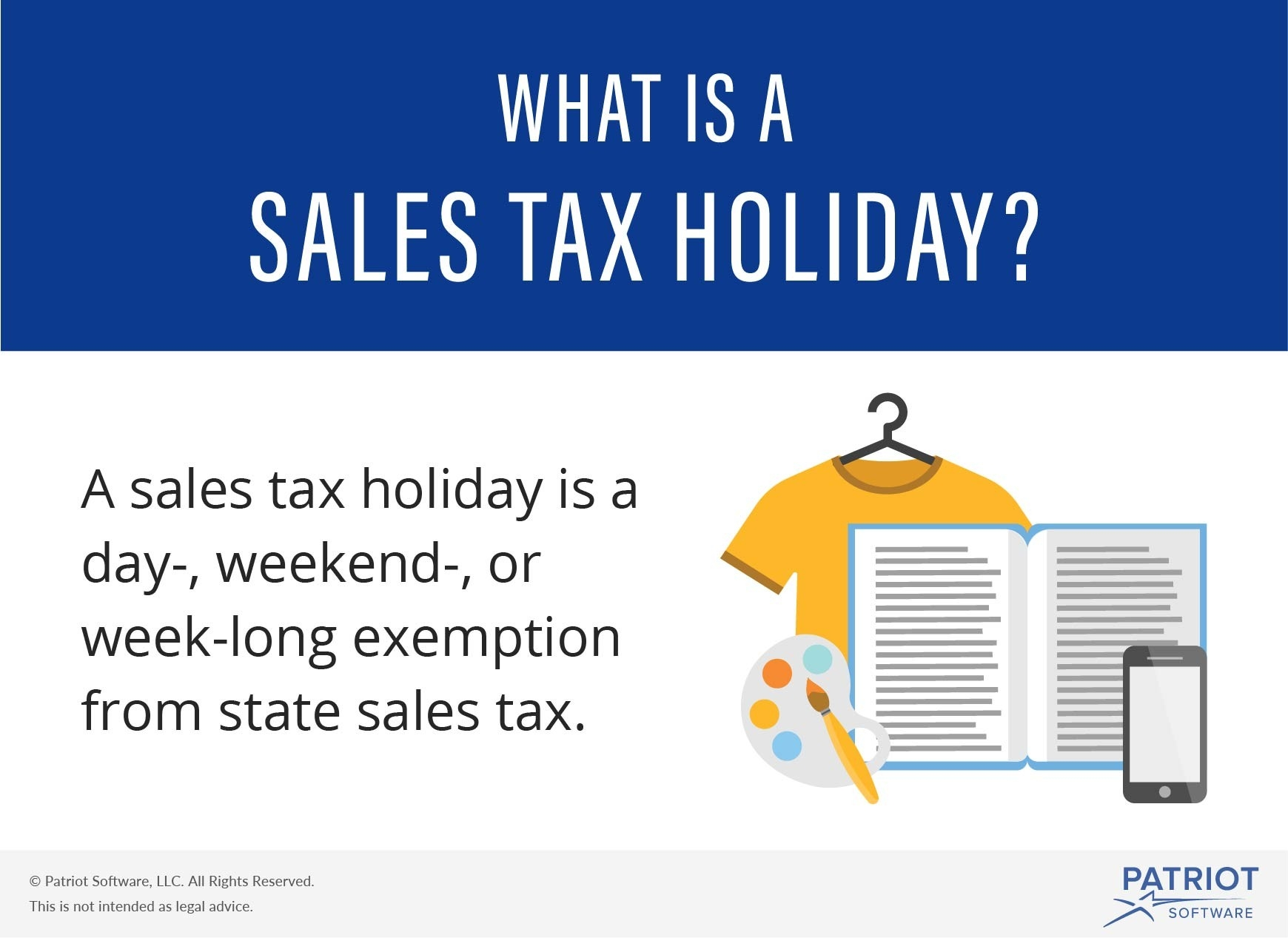 What Is A Sales Tax Holiday?  Louisiana Sales Tax Free Weekend 2020