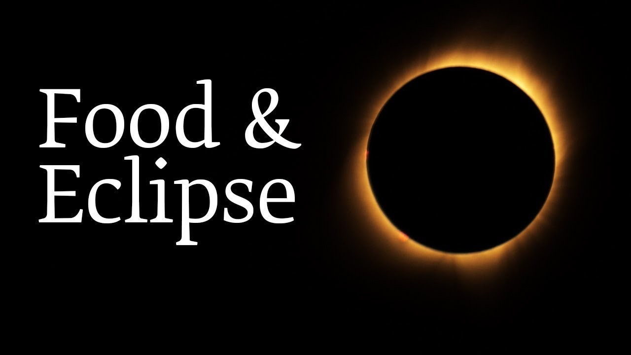 Why Eating Food During Lunar Eclipse (Chandra Grahan) Is  +Hindu Calander