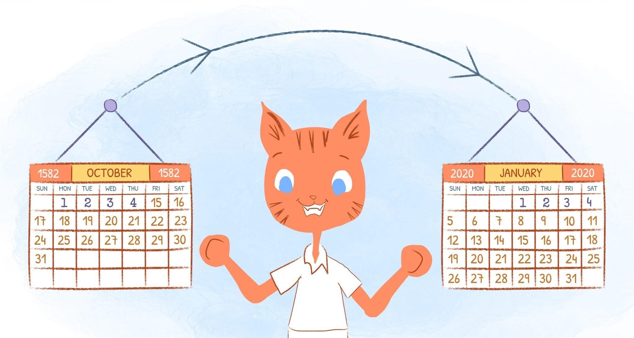 18 Gregorian Calendar Facts You Need To Know - Calendar  365 Day Julian Calendar January