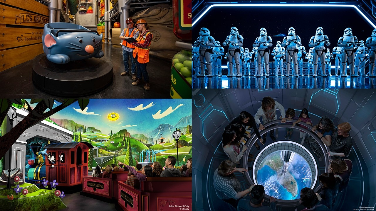 20 Reasons To Visit Walt Disney World In 2020 | Disney Parks  List Of Disney World Rides 2020