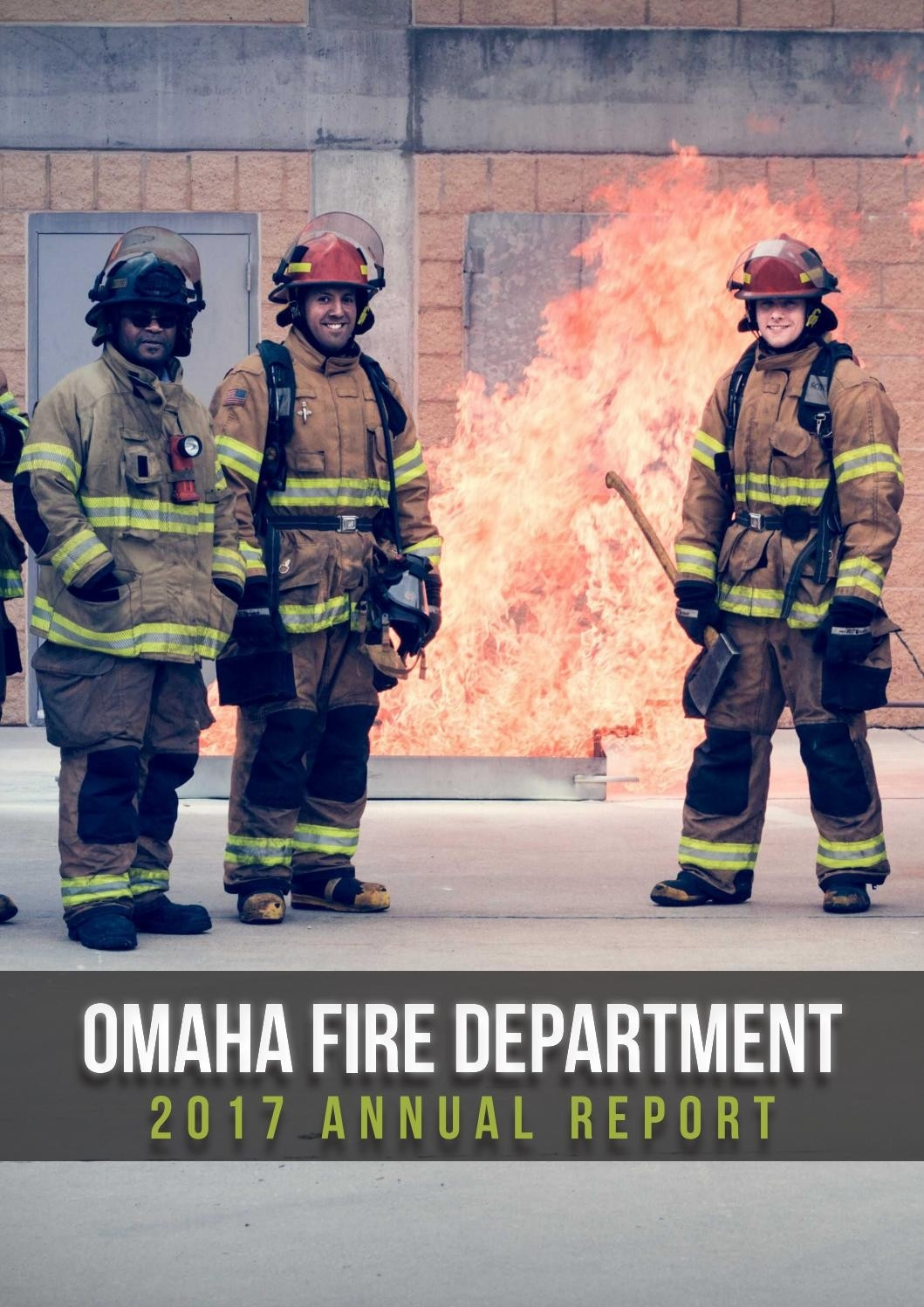 2017 Omaha Fire Department Annual Reportomaha Fire  Omaha Fire Department Shift Schedule