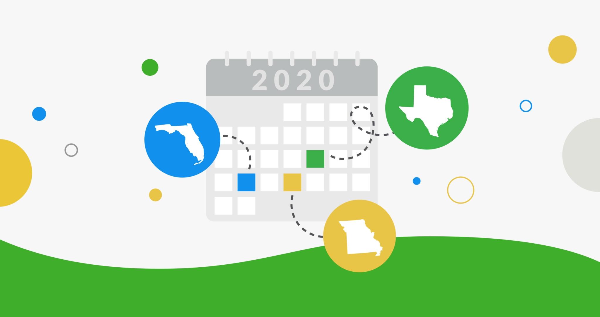 2020 Sales Tax Holidays  Louisiana Tax Free 2020