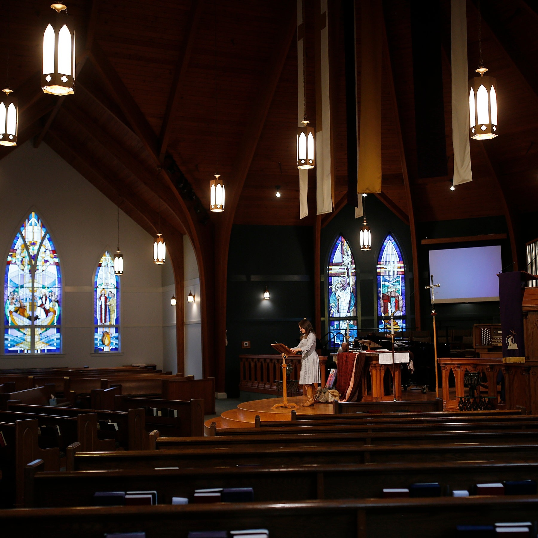 A Sunday Without Church: In Crisis, A Nation Asks, 'what Is  Methodist Christian Sundays 2020