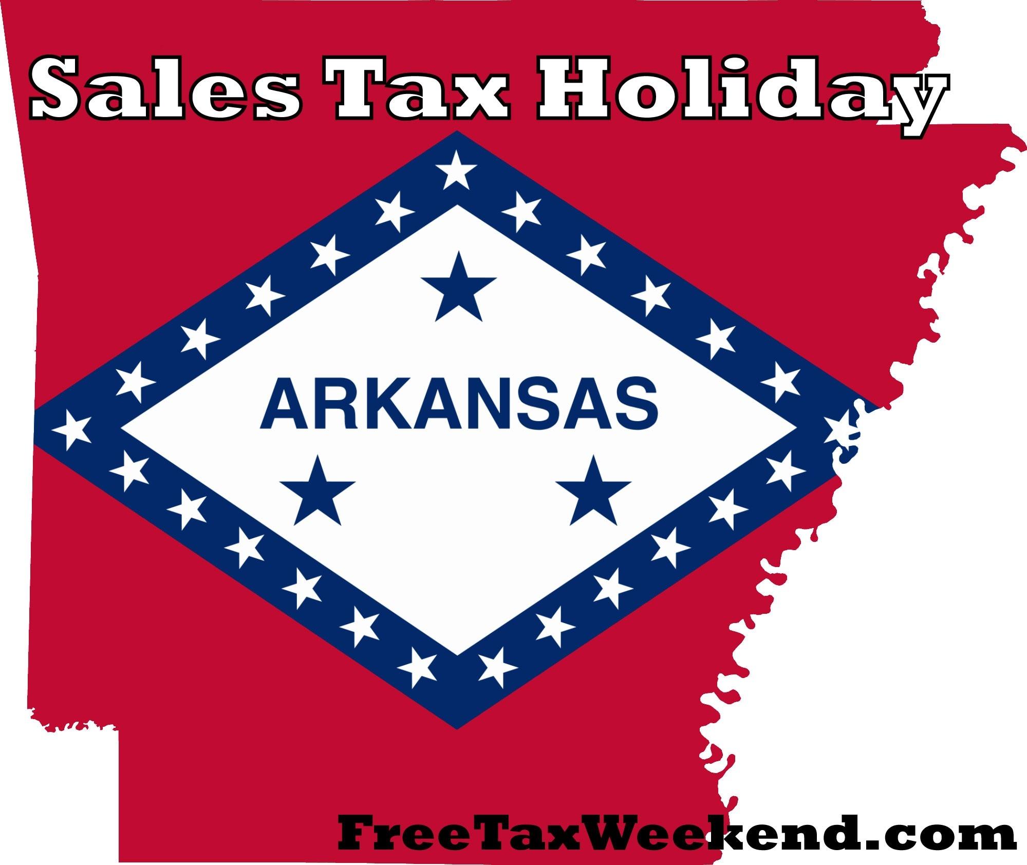 Arkansas Tax Free Weekend 2016 Begins Today! Iowa And  Next Tax Free Weekend In Louisiana