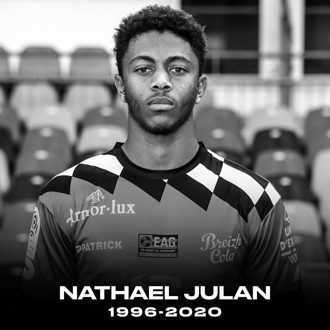 "B/r Football On Twitter: ""guingamp Announce That 23-Year-Old  Julan Code 2021"