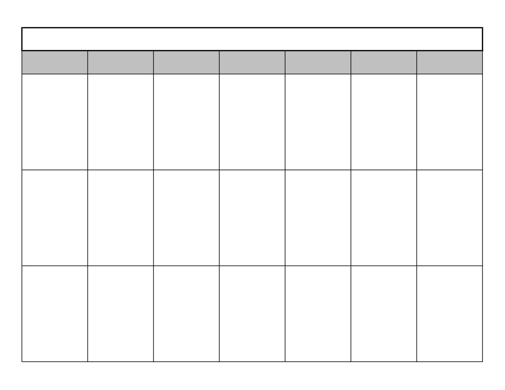 Blank Calendar Template Aplg Planetariums Org Ripping 2 Week  Blank Weekly Calendar