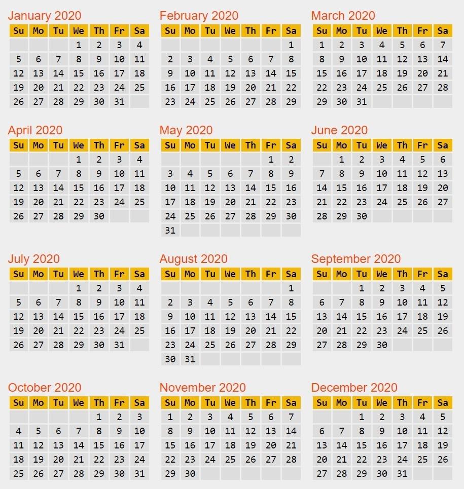 Calendar Reform Needed?  365 Day Julian Calendar January