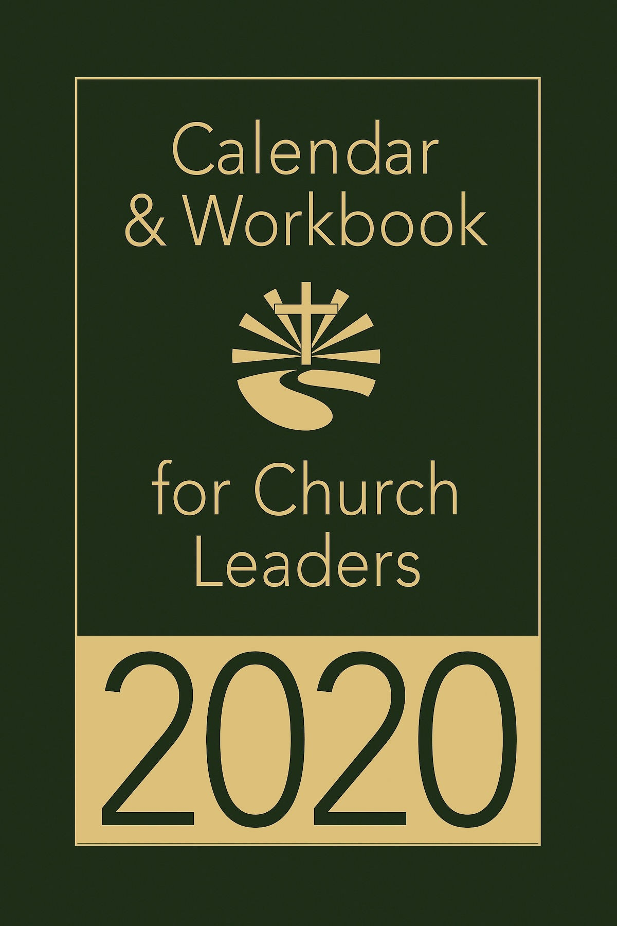 Calendar & Workbook For Church Leaders 2020 - - Desk  Revised Common Lectionary 2020 Sunday And Special Day Only Year A Calendar