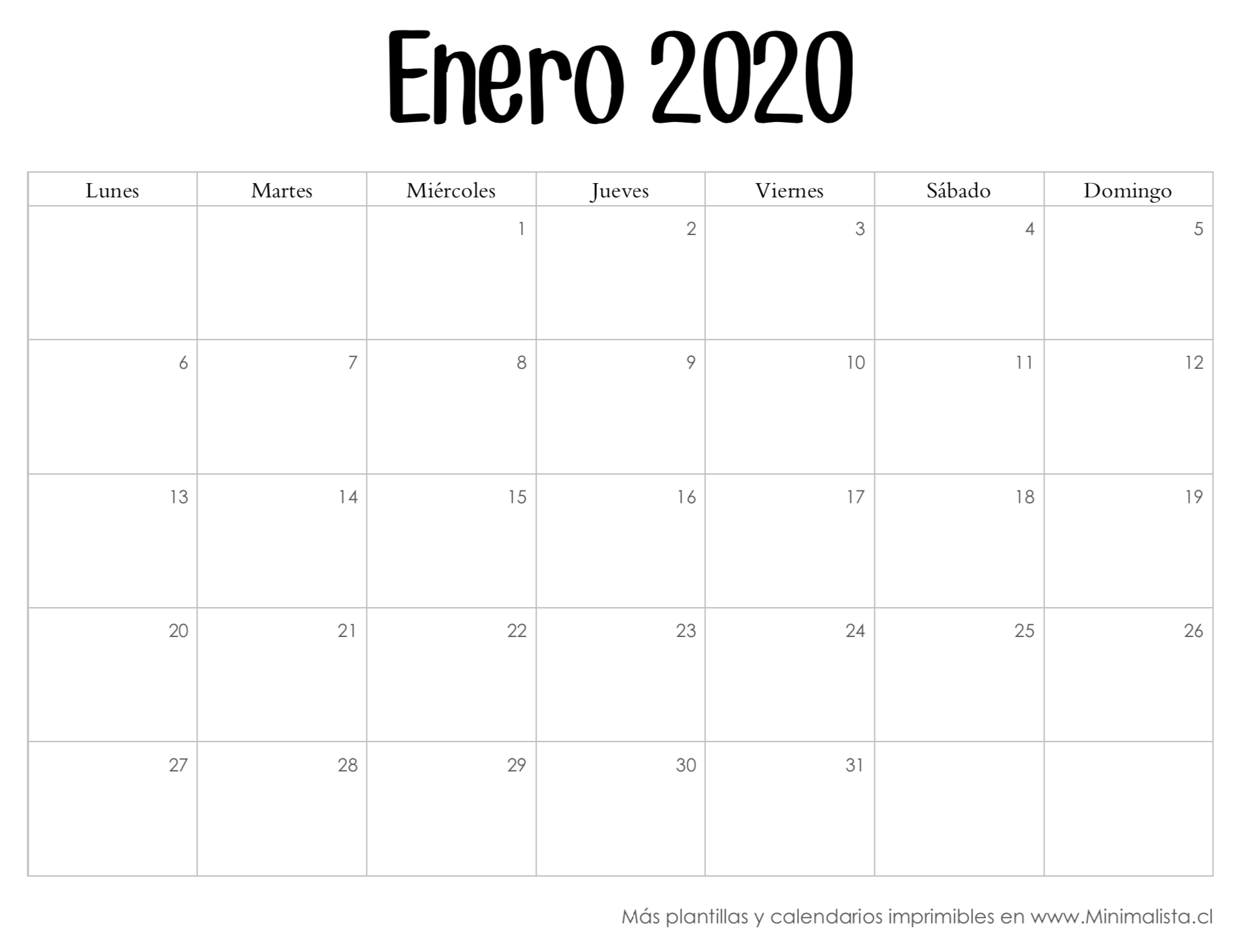 Calendarios 2020 Para Imprmir | Calendarios Mensuales  Calendario 2020 Mensual Para Imprimir Gratis Febrero