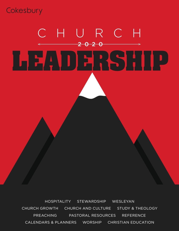 Cokebury's 2020 Church Leadership Catalogunited  Cokesbury Liturgical Calendar 2020