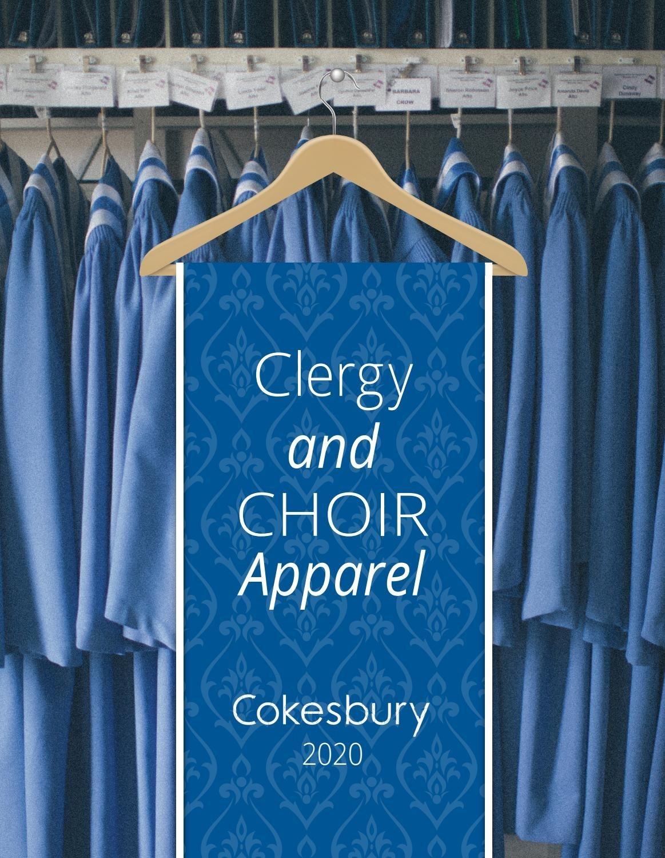 Cokesbury Clergy And Choir Apparel 2020 Catalogunited  Cokesbury Liturgical Calendar 2020