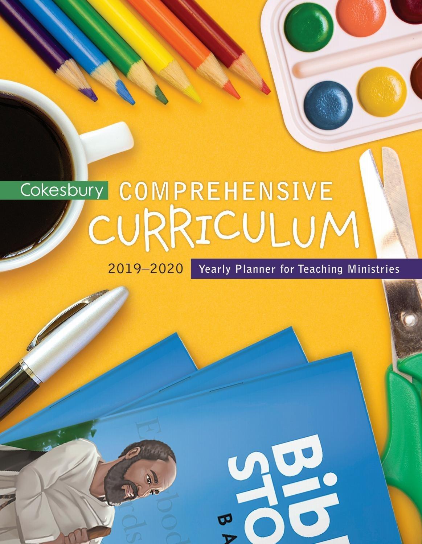 Cokesbury Comprehensive Curriculum 2019-2020United  Cokesbury Liturgical Calendar 2020