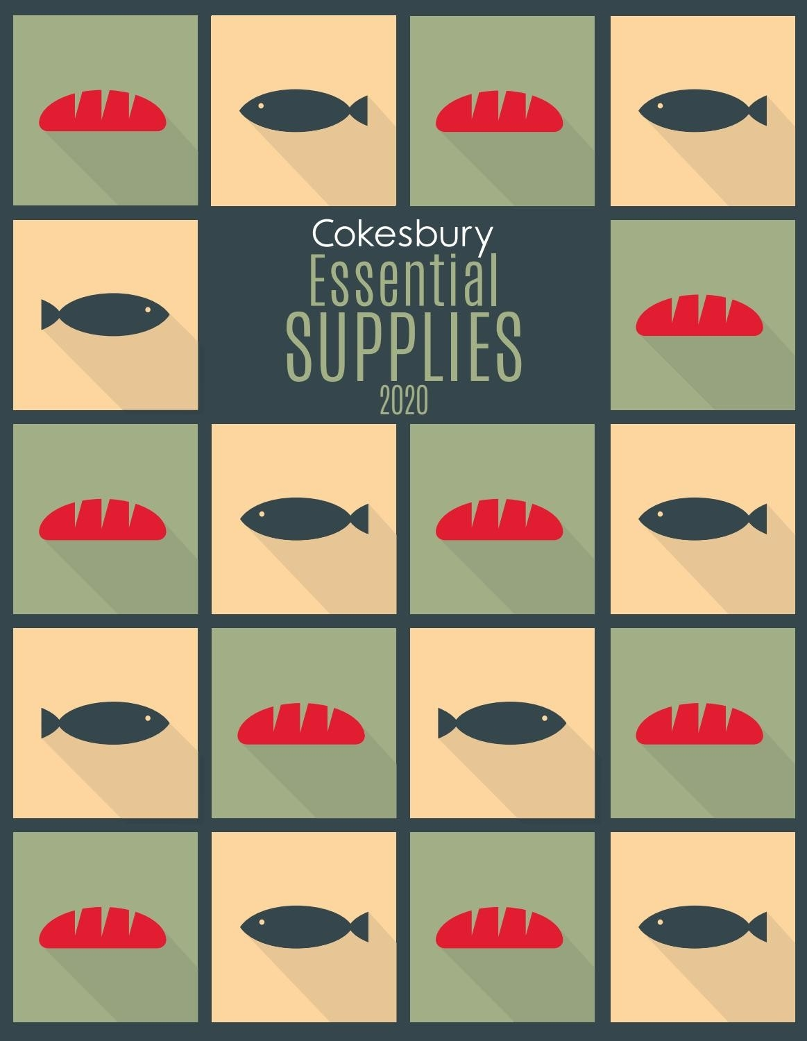 Cokesbury Essential Supplies 2020 Catalogunited  Revised Common Lectionary 2020 Methodist