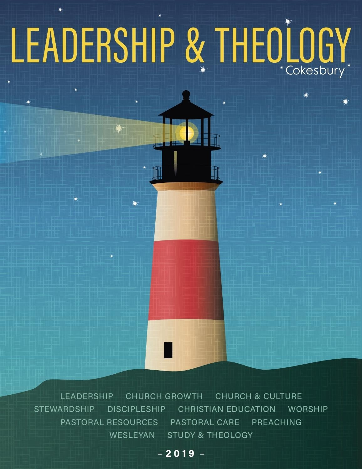 Cokesbury Leadership & Theoloogy Fall 2019 Catalogunited  Cokesbury Liturgical Calendar 2020