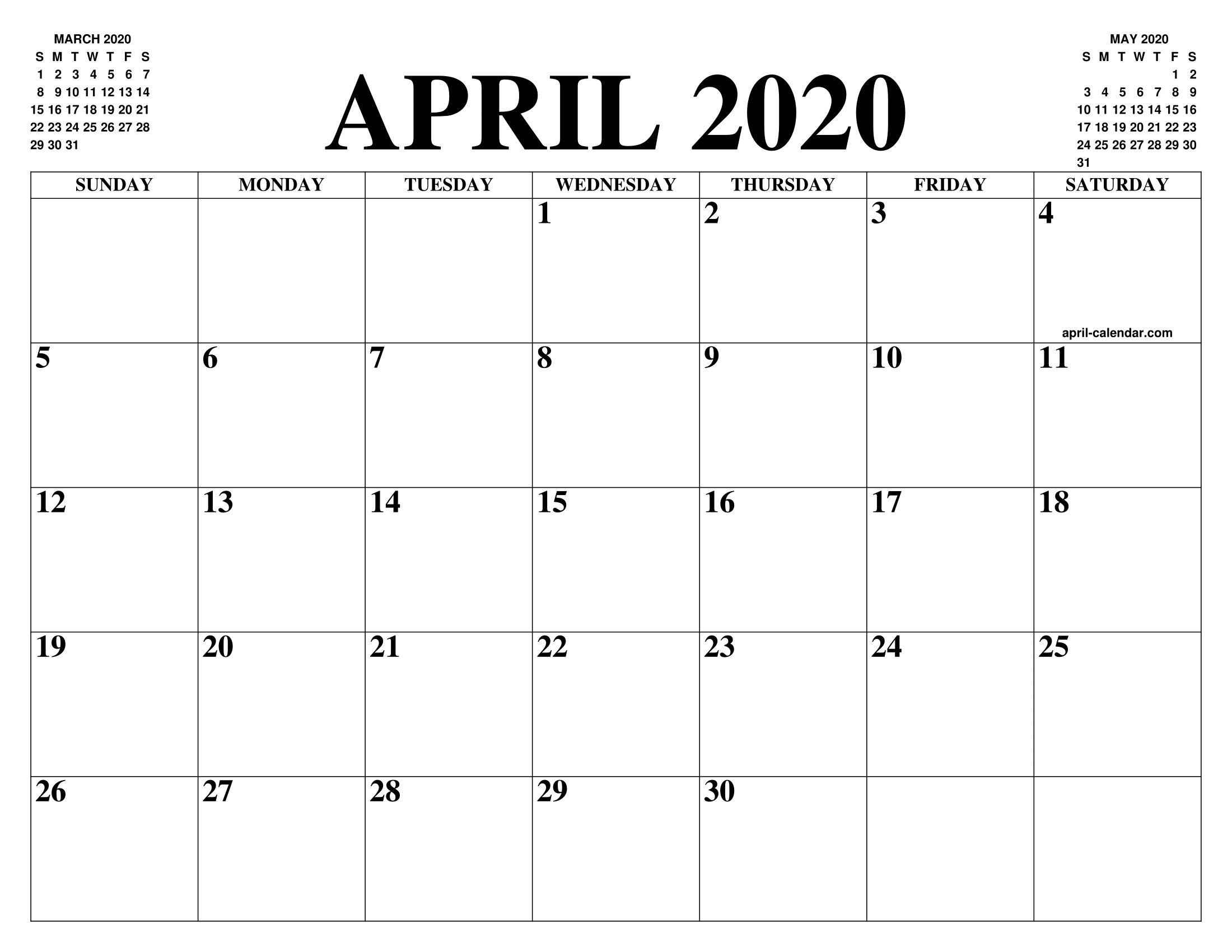 Daily Marketing Calendar Template For Excel, Free Download  Editable Baptist Calendar 2020 Printable