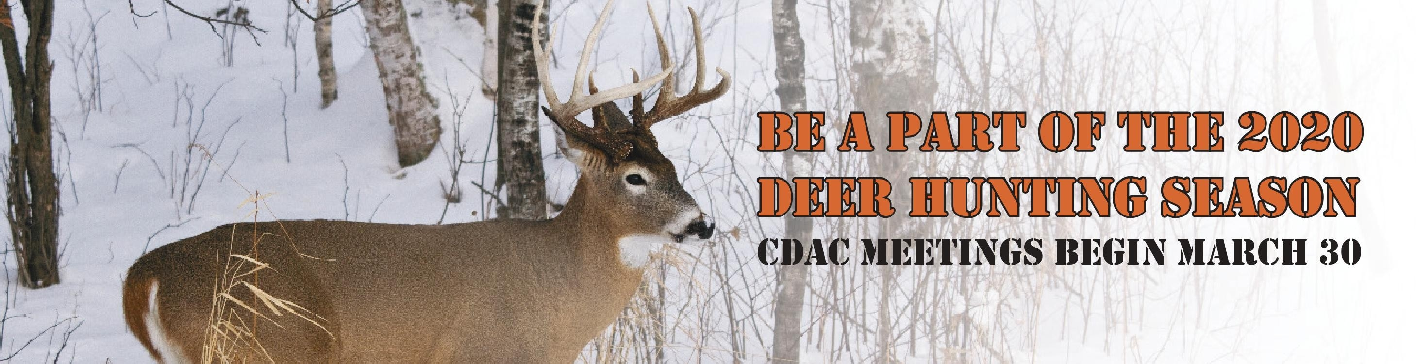 Deer Hunting - Wisconsin Dnr  2020 Deer Season Forecast