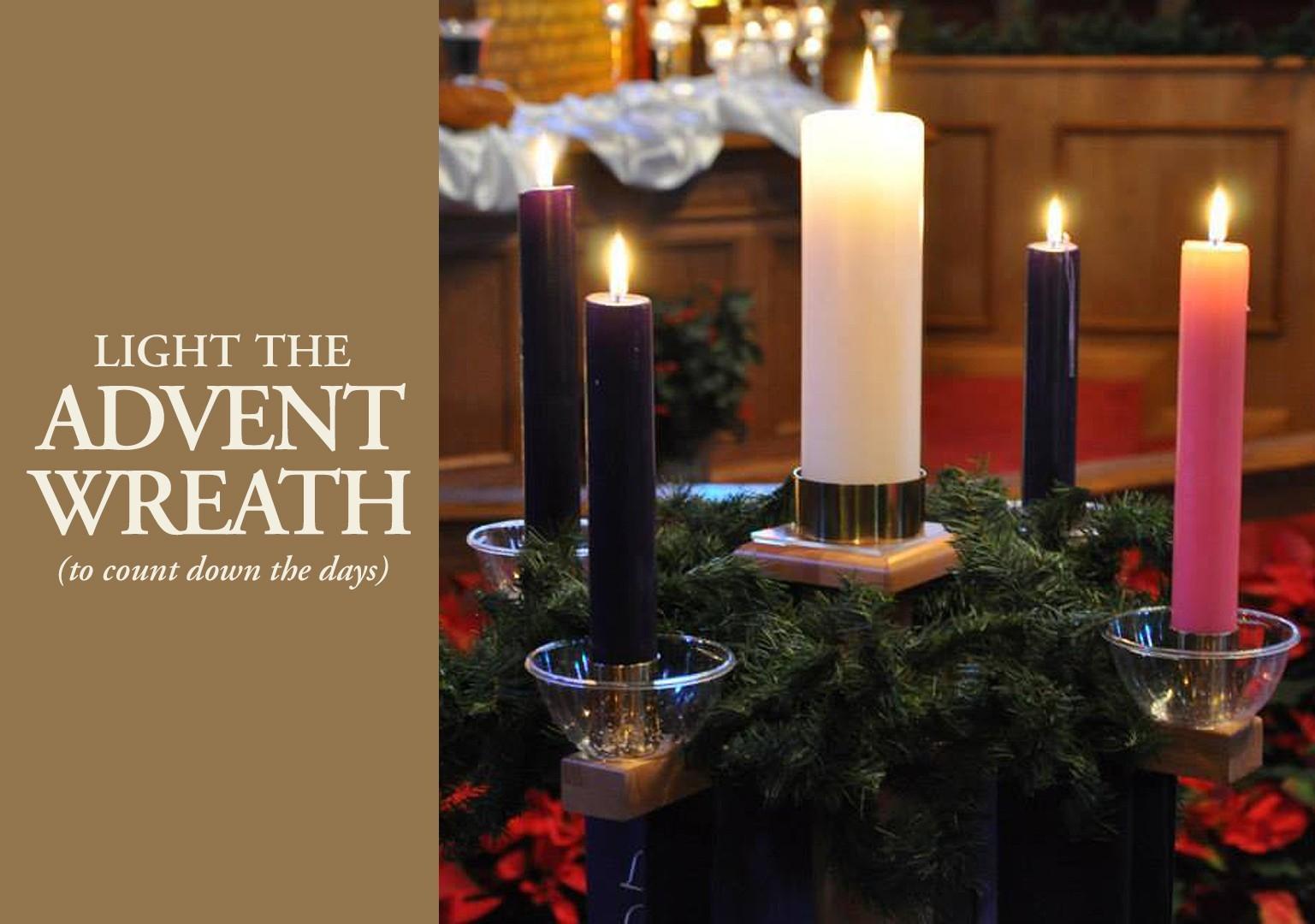 Discipleship Ministries | Advent Candle Lighting Liturgy 2019  Methodist Liturgy Readings 2020