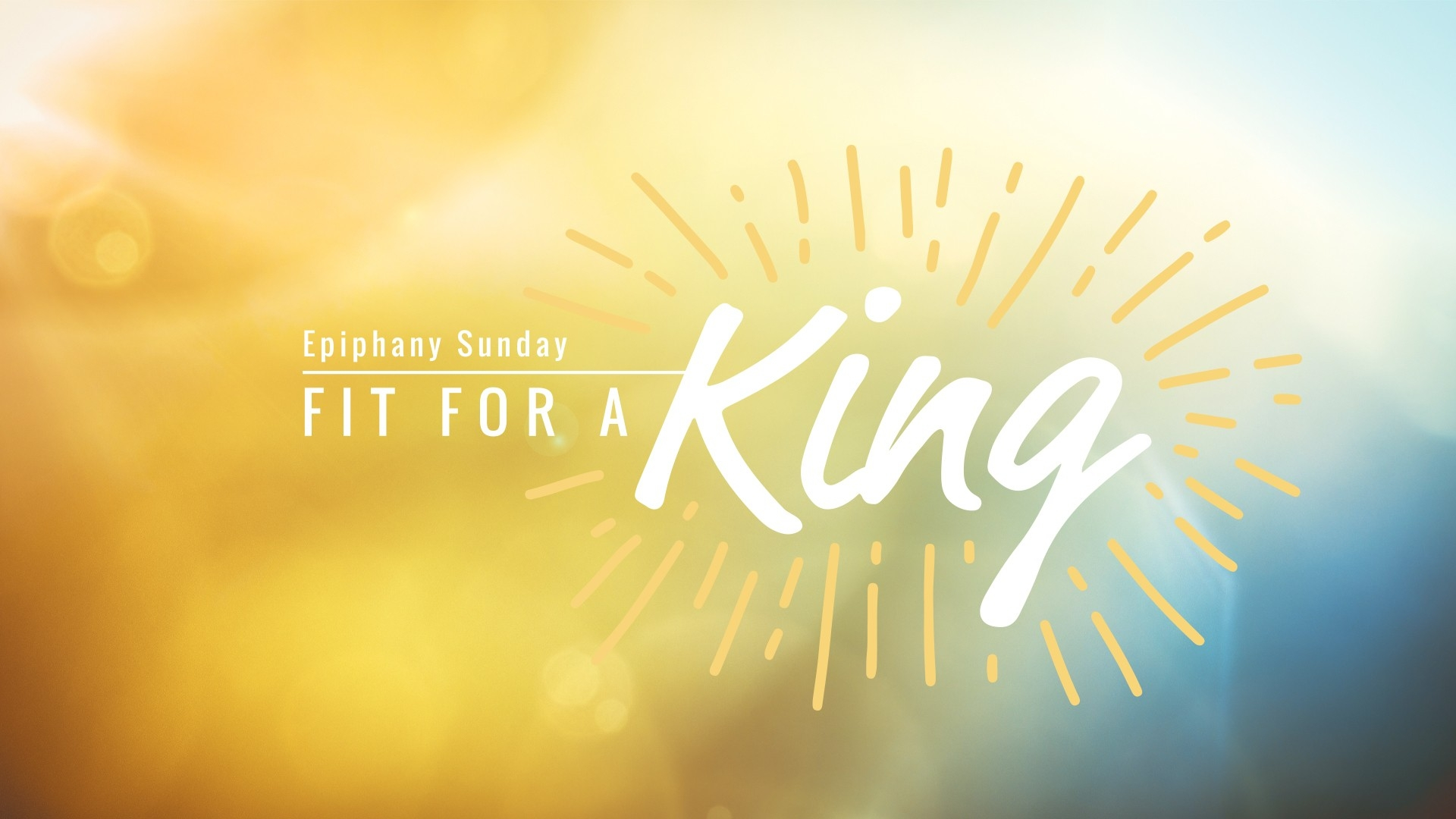 Discipleship Ministries | Epiphany Sunday, Year A - Graphics &…  Gbod Lectionary Helps 2020