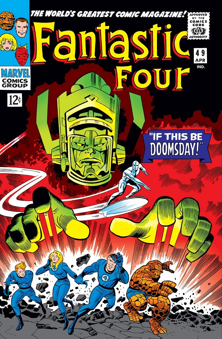 Fantastic Four (1961) #49 | Comic Issues | Marvel  Julan Code 2021