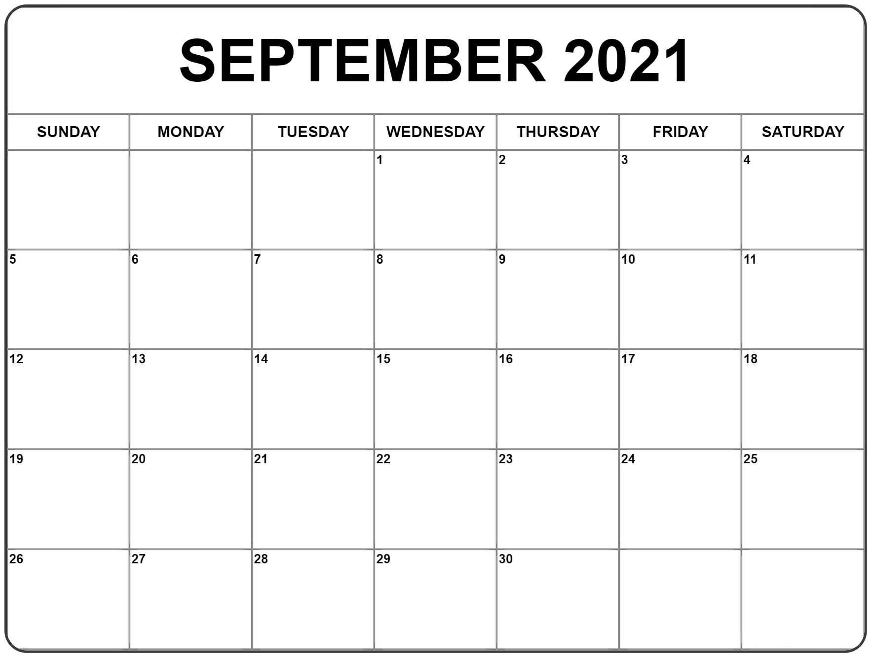 Free 2021 Printable Monthly Calendar With Holidays Word Pdf  Jlian Date Code 2021