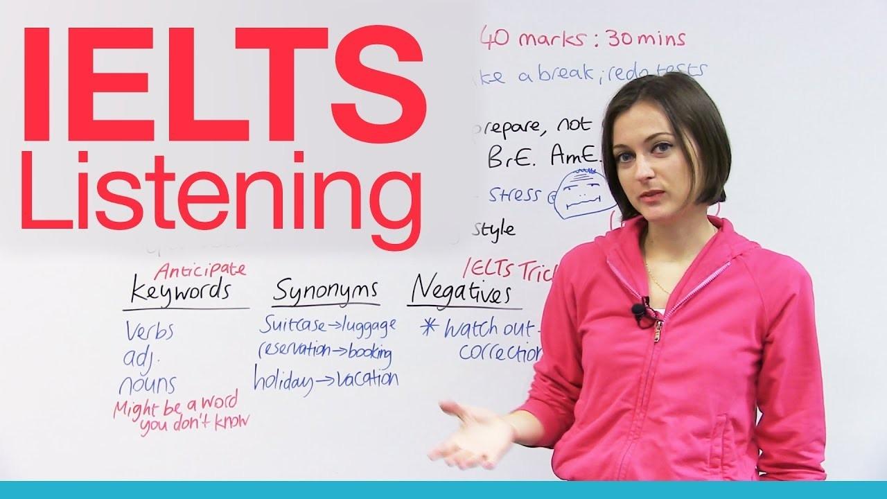 Ielts Listening – How To Get A High Score · Engvid  Julian Code 17:511999