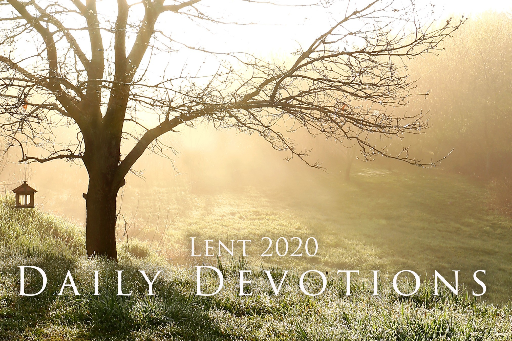 Iowa Conference: Lent 2020 Daily Devotions: 4/6 - 4/12  United Methodist Lectionary Readings For February 9 2020