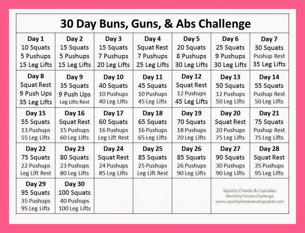 June Fitness Challenge… | Texaswannabecali  Free Fitness Challenge Templates