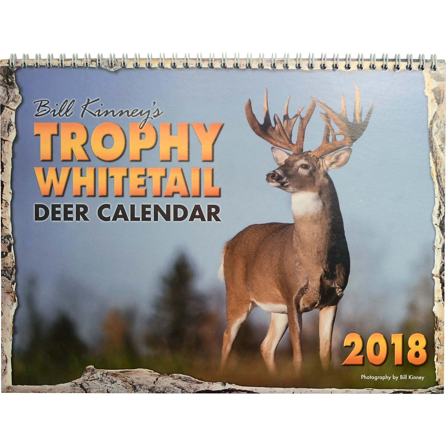 Legendary Whitetails Trophy Whitetail Deer 2018 Calendar - Walmart  Legendary Whitetails Calendar 2020