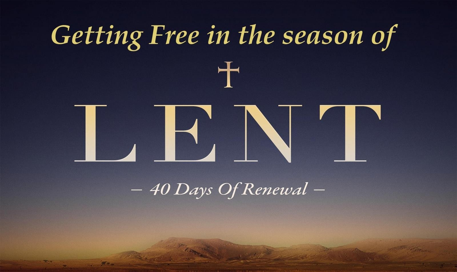 Lent Is Coming! | Parsippany United Methodist Church  United Methodist Lectionary For Lent