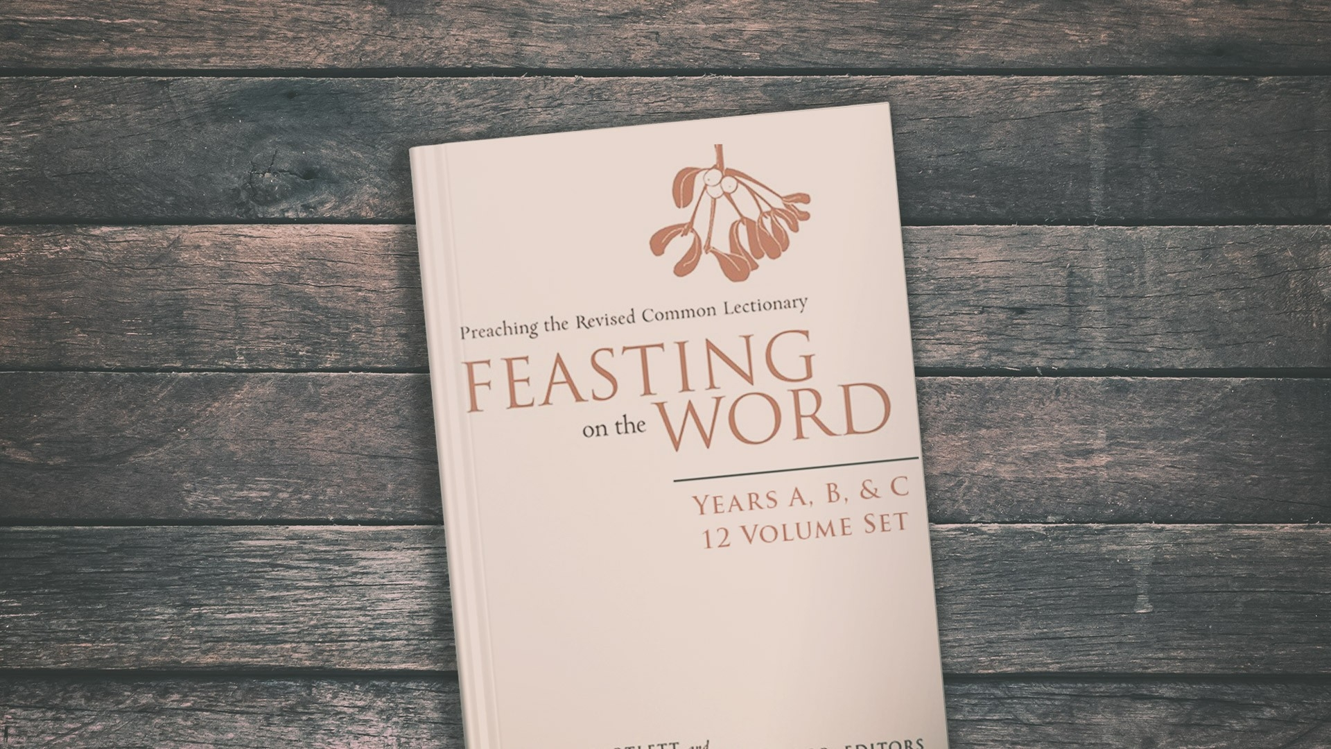 Look Inside: Feasting On The Word Commentary - Olive Tree Blog  Revised Methodist Lectionary